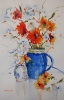 Blue Vase Series 1
