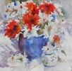 Blue Vase Series 2