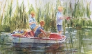 Three Boys in a Boat